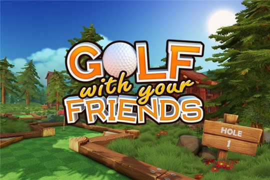 golf with your friends xbox
