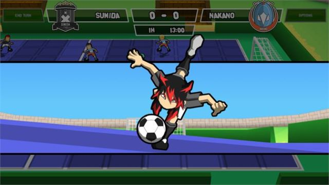 Ganbare! Super Strikers Review 1