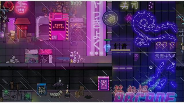 Neon City Riders Review 3