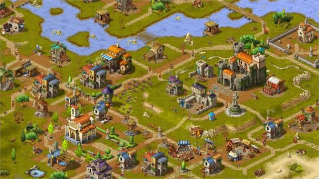Townsmen - A Kingdom Rebuilt Review 2