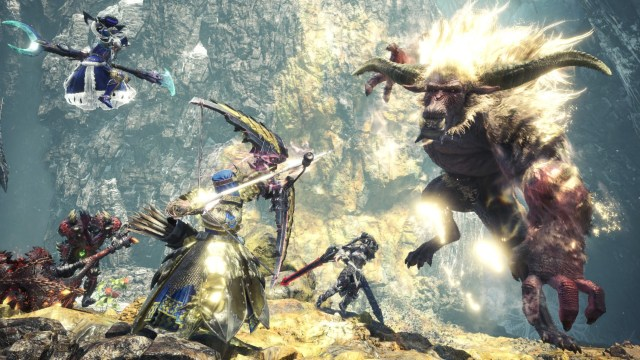 monster hunter world iceborne Furious Rajang Gameplay