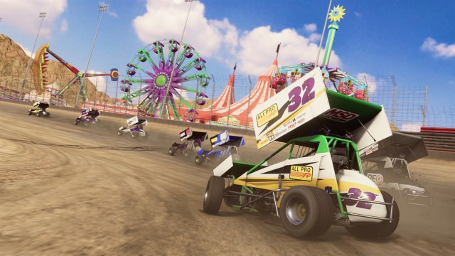 tony stewarts sprint car racing review xbox one 4