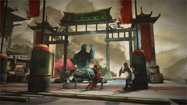 Assassin's Creed Chronicles: China 2