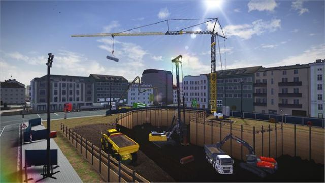Construction Simulator 3 - Console Edition Review 1