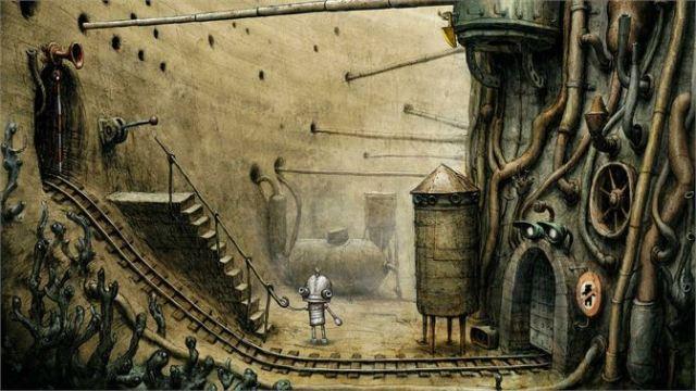 Machinarium Review 2