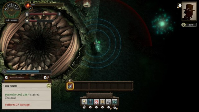 Sunless Sea: Zubmariner Edition Review 3