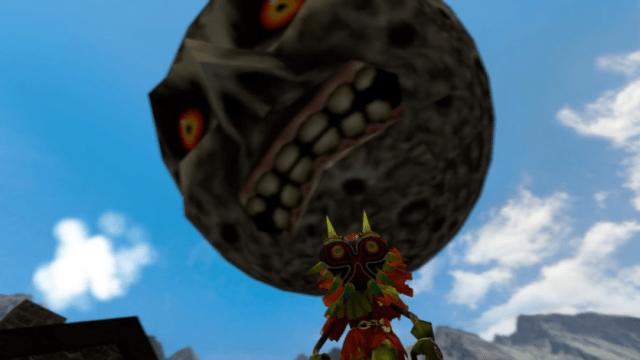 The Legend of Zelda: Majora's Mask 1
