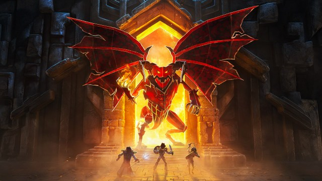 book of demons xbox one release