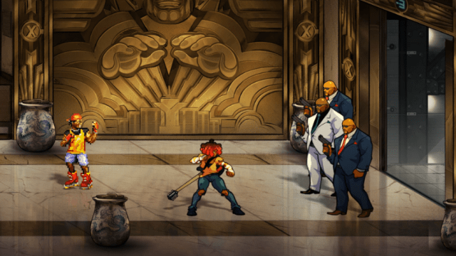 Streets of Rage 4 Review 1