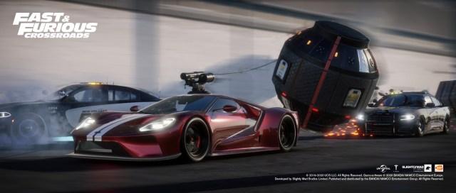 fast & furious crossroads gameplay