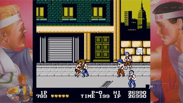 Double Dragon Review 1