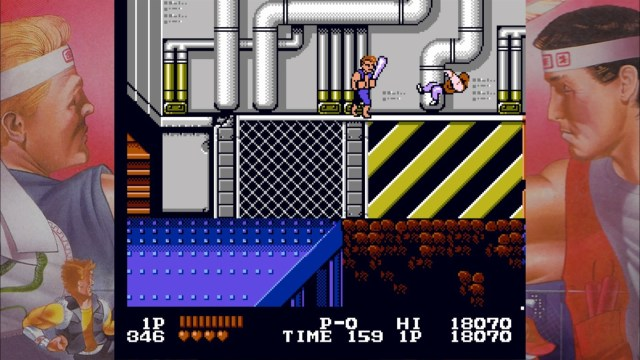 Double Dragon Review 2