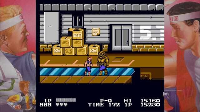 Double Dragon Review 3
