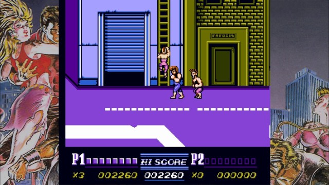 Double Dragon II: The Revenge Review 2