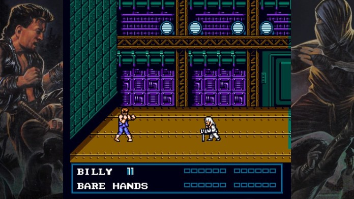 Double Dragon III: The Sacred Stones Review 3