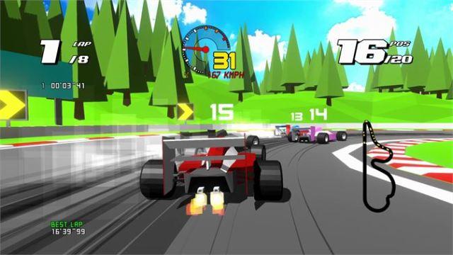 Formula Retro Racing Review 1