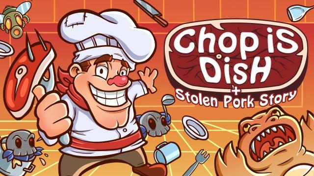 chop is dish xbox