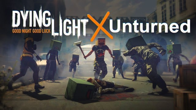 dying light unturned weapon pack