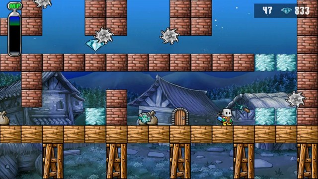 ghost sweeper review xbox one 3