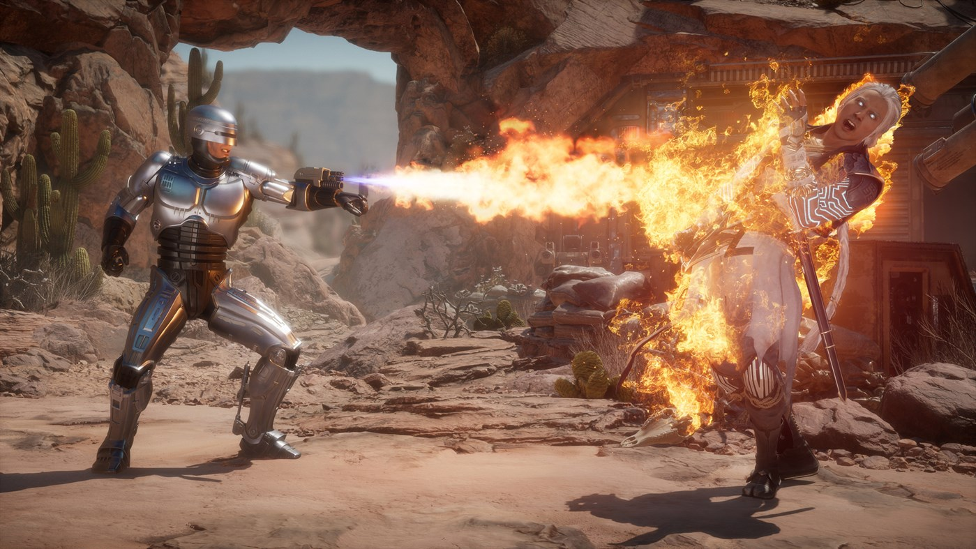 Kontinue The Fight As Mortal Kombat 11 Aftermath Goes Live