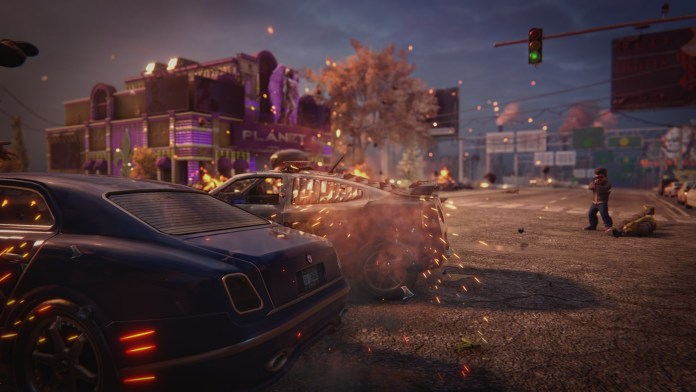 saints row the third remastered review xbox one 4