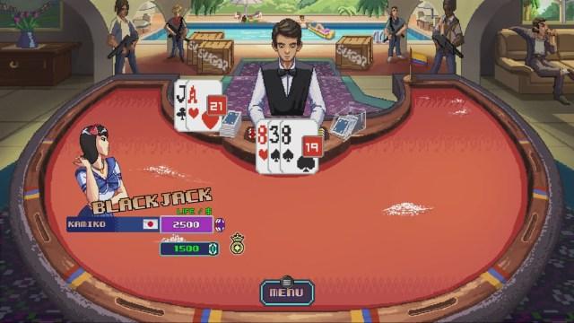 super blackjack battle ii