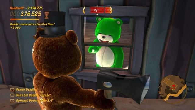Naughty Bear 1
