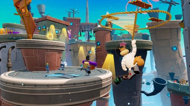 SpongeBob SquarePants: Battle for Bikini Bottom - Rehydrated Review 3