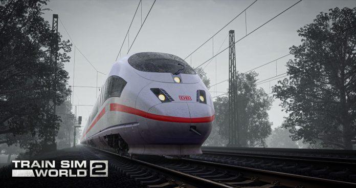 Train Sim World 2 - 01 - Koln Schnellfahrstrecke - LOGO