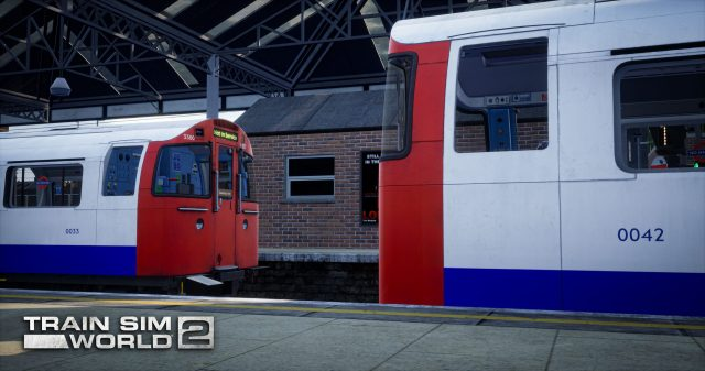 Train Sim World 2 - 02 - Bakerloo Line - LOGO
