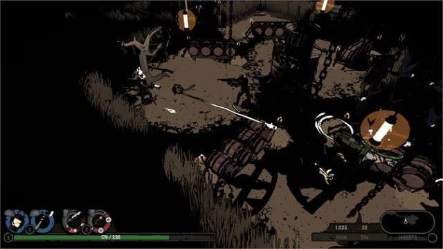 West of Dead Review 1