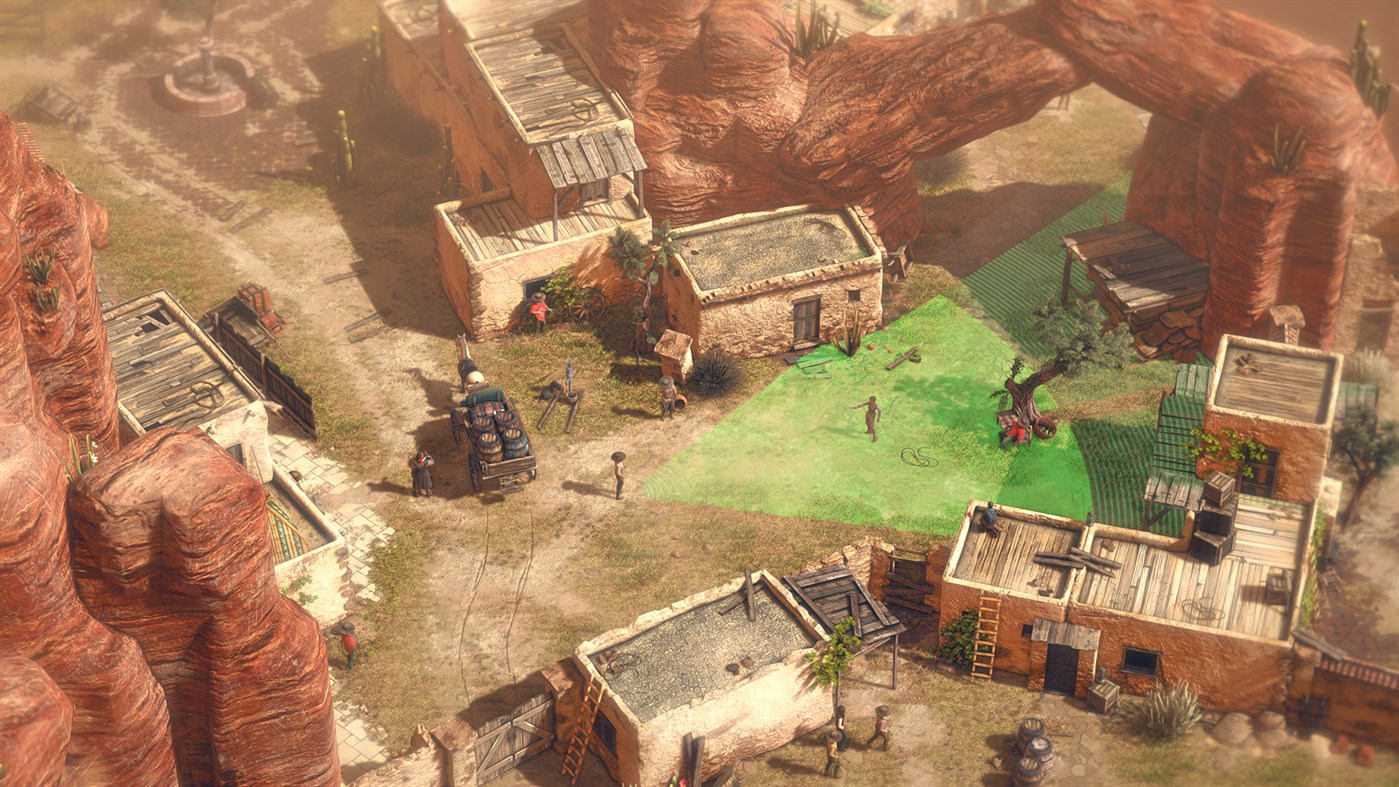 Head To The Wild West With Desperados Iii On Xbox One Ps4 And Pc Thexboxhub