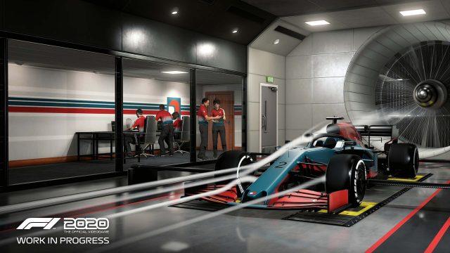 f1 2020 myteam aero