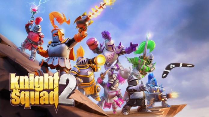 knight squad 2 key art