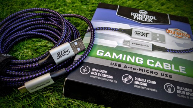 kontrolfreek gaming cable 1
