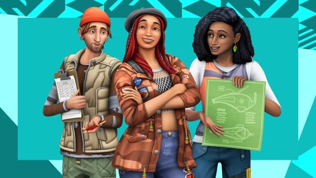 the sims 4 eco lifestyle dlc xbox