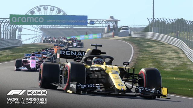 F1 2020 Zandvoort review