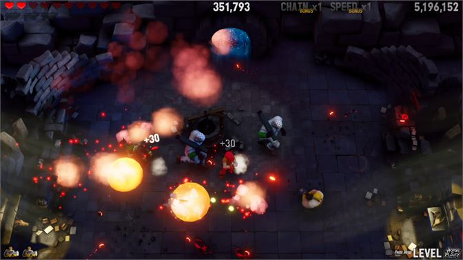 Horde of Plenty Xbox Review
