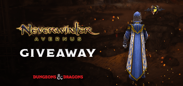 Neverwinter avernus giveaway