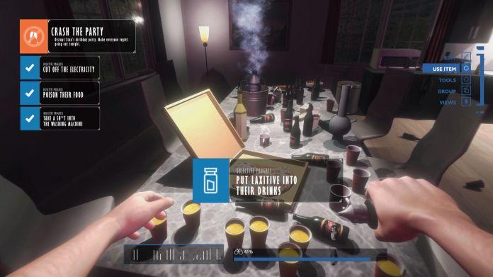 Party Crasher Simulator screen