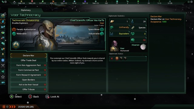 Stellaris Console Edition Apocalypse and Humanoids Xbox