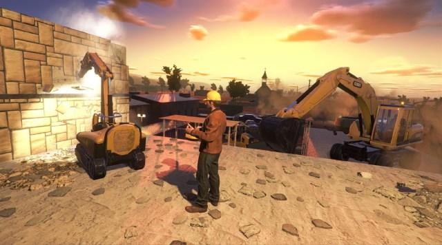 demolish and build xbox one