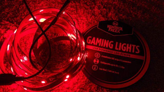 kontrolFreek Gaming Lights Review 3