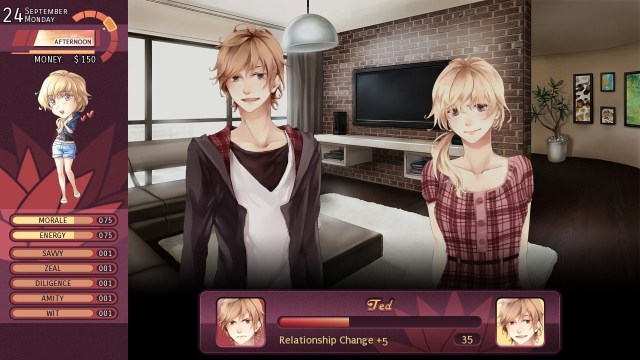 Romance is in the air as dating sim Nicole arrives on Xbox