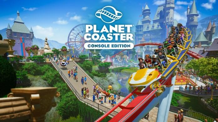 planet coaster art