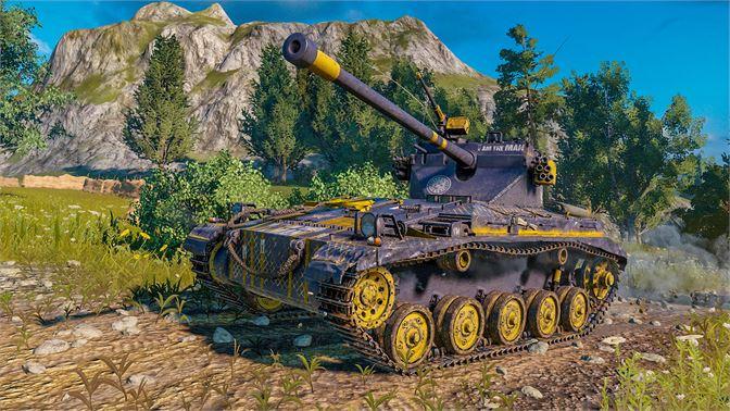 World of Tanks Season 1 Summerslam