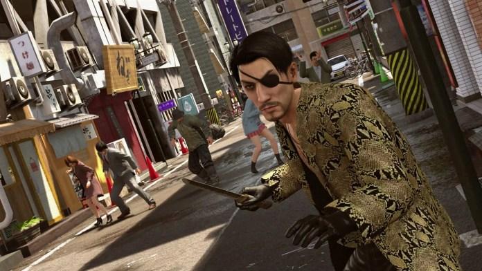 Yakuza Kiwami 2 Xbox