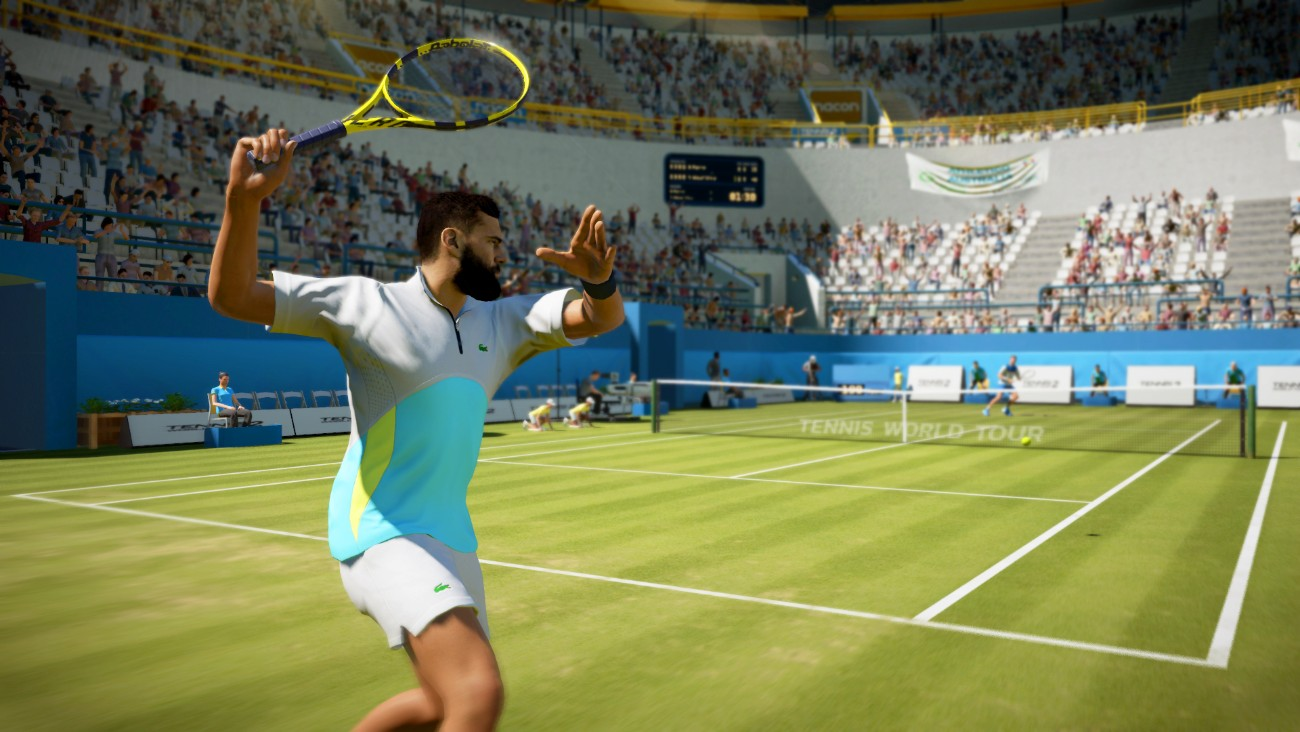 What's being served up with Tennis World Tour 2 on Xbox One, PS4, Switch  and PC? | TheXboxHub