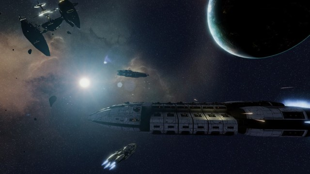 Battlestar Galactica Deadlock Xbox