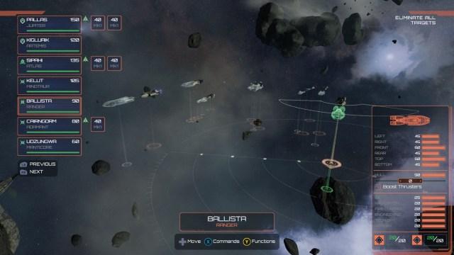 Battlestar Galactica Deadlock Xbox Review